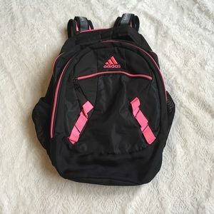 Adidas multi pocket backpack with comfort straps